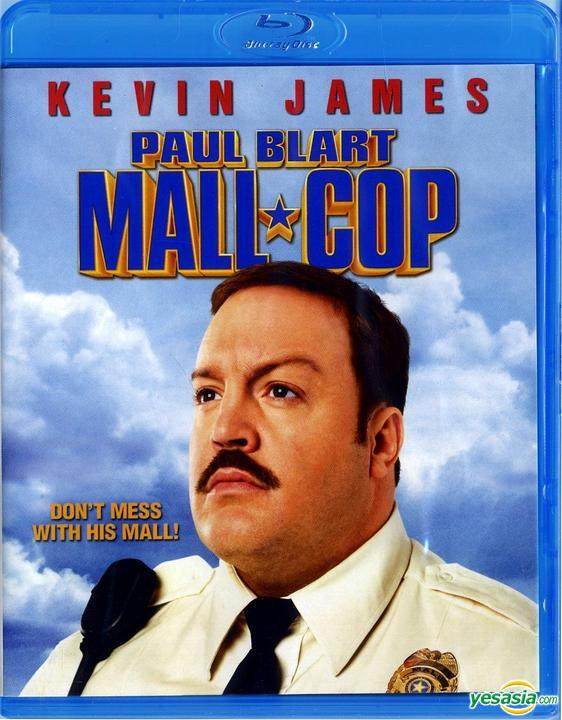 Yesasia Paul Blart Mall Cop 2009 Blu Ray Us Version Blu Ray Kevin James Keir O Donnell Sony Pictures Entertainment Western World Movies Videos Free Shipping North America Site