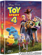 Toy Story 4 (Blu-ray) (Steelbook Limited Edition) (Korea Version)