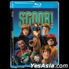 Scoob! (Blu-ray) (Korea Version)