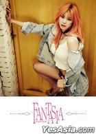Jun Hyo Seong Mini Album Vol. 1 - Fantasia (Special Edition)