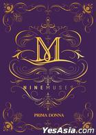 Nine Muses Vol. 1 - Prima Donna + Poster in Tube
