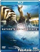 Nature's Great Events (Blu-ray) (UK Version)