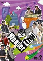 2PM & 2AM Wander Trip Vol.2 (DVD)(Japan Version)