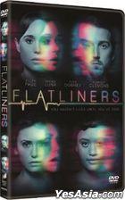 Flatliners (2017) (DVD) (Hong Kong Version)