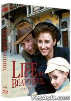 Life Is Beautiful (Blu-ray) (Lenticular Limited Edition) (Korea Version)