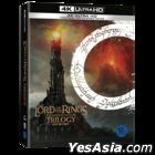 The Lord Of the Rings Trilogy (4K Ultra HD Blu-ray) (9-Disc) (Korea Version)