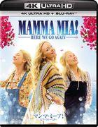 Mamma Mia: Here We Go Again  (4K Ultra HD + Blu-ray) (Japan Version)