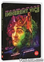 Inherent Vice (DVD) (Korea Version)