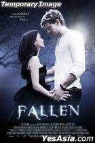 Fallen (2016) (DVD) (Hong Kong Version)