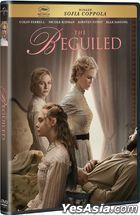 The Beguiled (2017) (DVD) (Hong Kong Version)