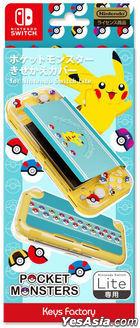 Nintendo Switch Lite Pokemon Whole Protect Cover (Japan Version)