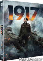 1917 (Blu-ray) (Full Slip Normal Edition) (Korea Version)
