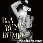 BoA - Bump Bump! feat. Verbal : m-flo (CD + DVD) (Limited Edition) (Korea Version)