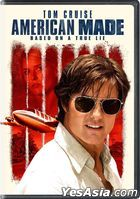 American Made (2017) (DVD) (US Version)
