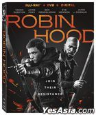 Robin Hood (2018) (Blu-ray + DVD + Digital) (US Version)
