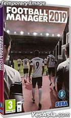 Football Manager 2019  (DVD Version)
