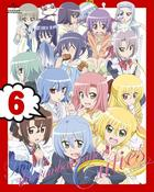 Hayate the Combat Butler Cuties Vol.6 (DVD+CD)(First Press Limited Edition)(Japan Version)