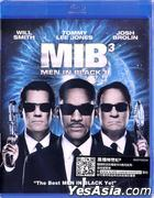 Men in Black 3 (2012) (Blu-ray) (Hong Kong Version)