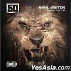 50 Cent - Animal Ambition : An Untamed Desire To Win (CD+DVD) (Deluxe Edition) (Korea Version)