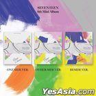 Seventeen Mini Album Vol. 8 - Your Choice (Random Version) + Random Poster in Tube