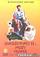 Shaolin Popey II - Messy Temple (DVD) (US Version)