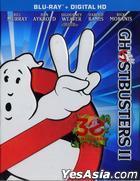 Ghostbusters II (1989) (Blu-ray + Digital HD) (Mastered In 4K) (US Version)