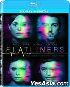Flatliners (2017) (Blu-ray + Digital) (US Version)