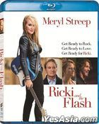 Ricki and the Flash (2015) (Blu-ray) (Hong Kong Version)