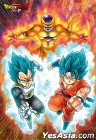 Dragon Ball Z : Revival of 'F' Chojin Gekisen!! (300-980) (Jigsaw Puzzle 300 Piece)
