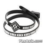 KODA KUMI 19TH→20TH ANNIVERSARY EVENT - Rubber Bracelet (Random / 1 Randomly Out of 6Kinds)