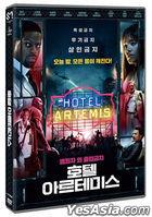 Hotel Artemis (DVD) (Korea Version)