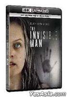 The Invisible Man (2020) (4K Ultra HD + Blu-ray) (Hong Kong Version)