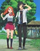 Anohi Mita Hana no Namae wo Bokutachi wa mada Shiranai. (DVD) (Vol.4) (First Press Limited Edition) (Japan Version)