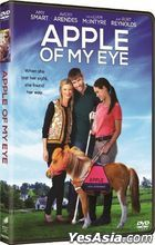 Apple of My Eye (2016) (DVD) (Hong Kong Version)