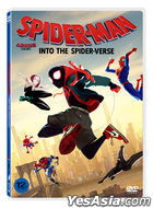Spider-Man: Into the Spider-Verse (DVD) (Korea Version)