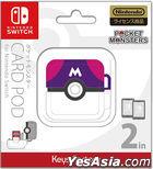 Pokemon Card Pod for Nintendo Switch Master Ball (日本版)