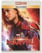 Captain Marvel MovieNEX (Blu-ray+DVD) (Japan Version)