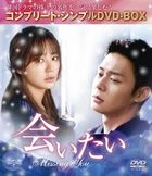 I Miss You (DVD) (Complete Box) (Japan Version)