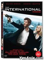 The International (DVD) (Korea Version)