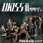 U-Kiss Mini Album Vol. 8 - Moments