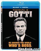 Gotti (2018) (Blu-ray + Digital) (US Version)
