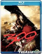 300 (2006) (Blu-ray) (Hong Kong Version)