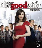 The Good Wife: the Fifth Season Value Box (Japan Version)