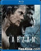 The Legend of Tarzan (2016) (Blu-ray) (Hong Kong Version)