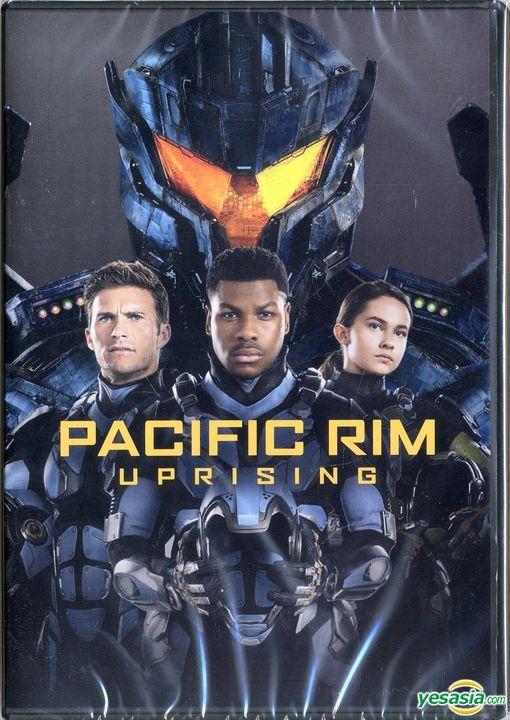 Yesasia Pacific Rim Uprising 2018 Dvd Hong Kong Version Dvd Scott Eastwood John Boyega Intercontinental Video Hk Western World Movies Videos Free Shipping