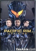 Pacific Rim Uprising (2018) (DVD) (Hong Kong Version)