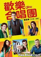 Glee (DVD) (Season Five) (Taiwan Version)