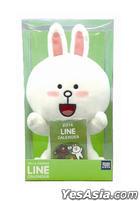 LINE CHARACTER Plush Toy with Calendar - Cony