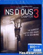 Insidious Chapter 3 (2015) (Blu-ray) (Hong Kong Version)