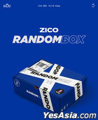 Zico Mini Album Vol. 3 - Random Box